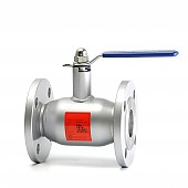 City gas vertical line ball valves